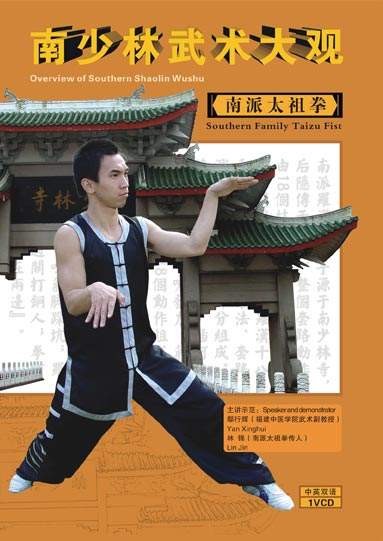 南少林武术大观——南派太祖拳