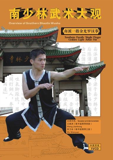 南少林武术大观——南派一指金光罗汉拳